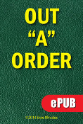 Out 'A' Order (front book cover)
